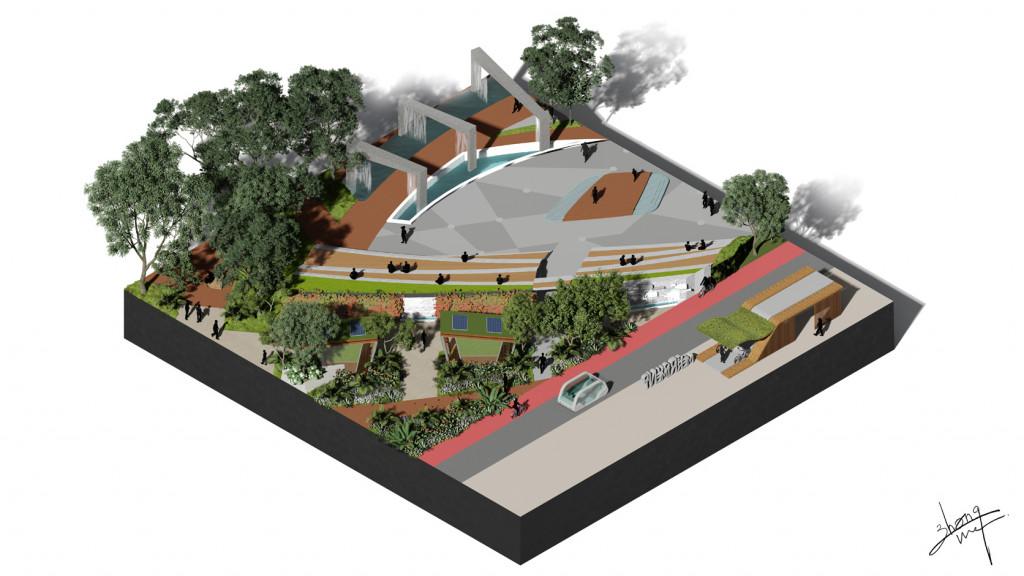Landarch morning-sig-copy-1024x576 Vista Corridor Landscape Design