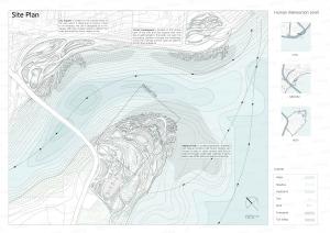 Landarch -作品集-11-300x212 MLA Application Portfolio | Shoal for Fishes: Reservation for Fishes That Lost Habitat