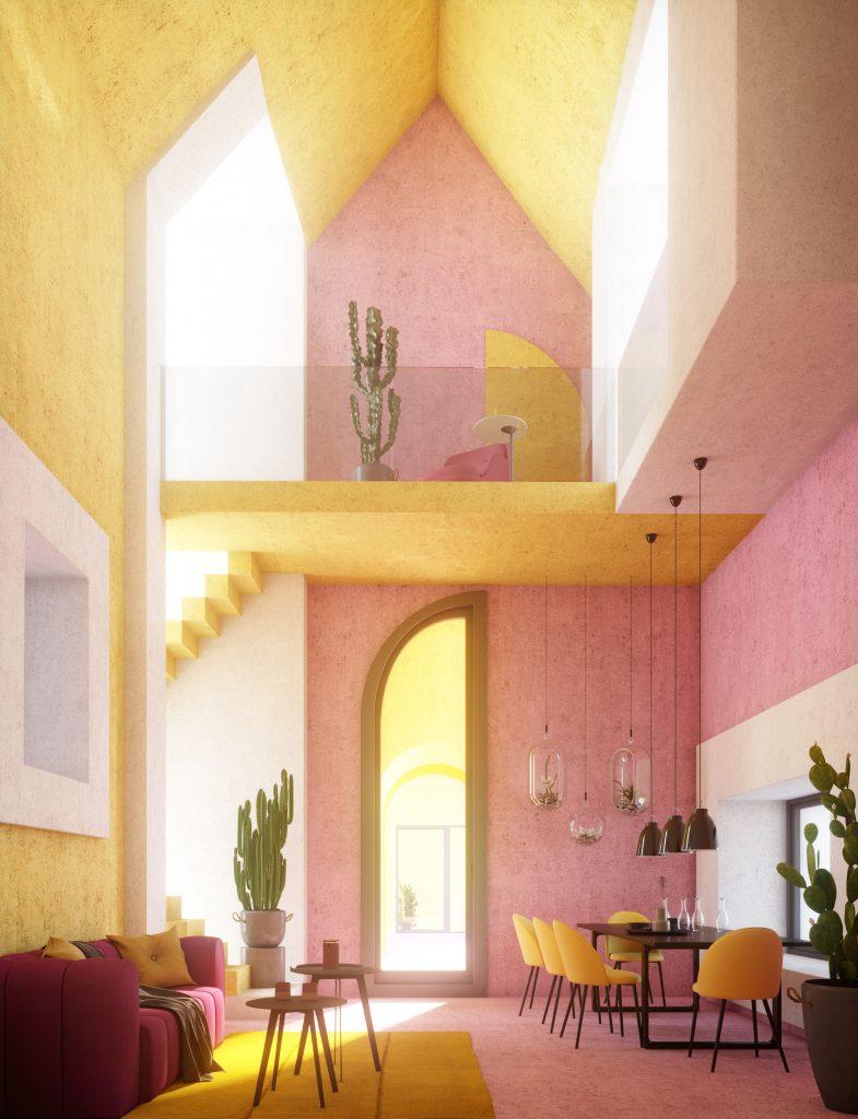 Landarch Interior3-785x1024 Sonora Art Village