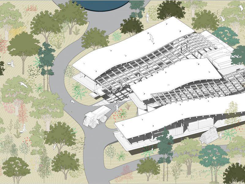 Landarch Project_-Academy-of-Canoe-_-Koa-_D-800x600 Academy of Canoe / Koa