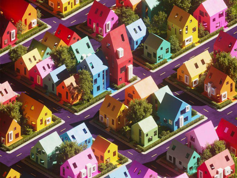 Landarch Village-1-800x600 Paint your life